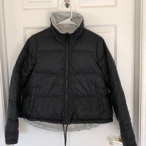 Urban Outfitters Reversible Puffer Coat